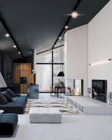 Top Select Modern Living Room with Best Look and Maximum Comfort Part 47