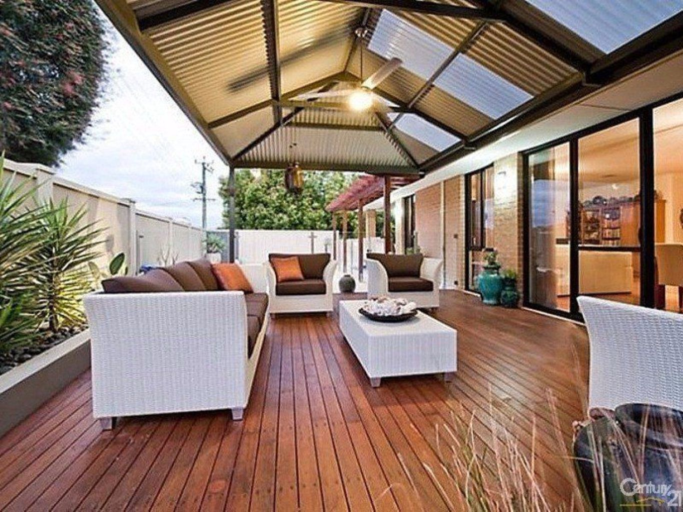 Back porch design ideas that perfect for every home as special space to make it anything you want Part (22)