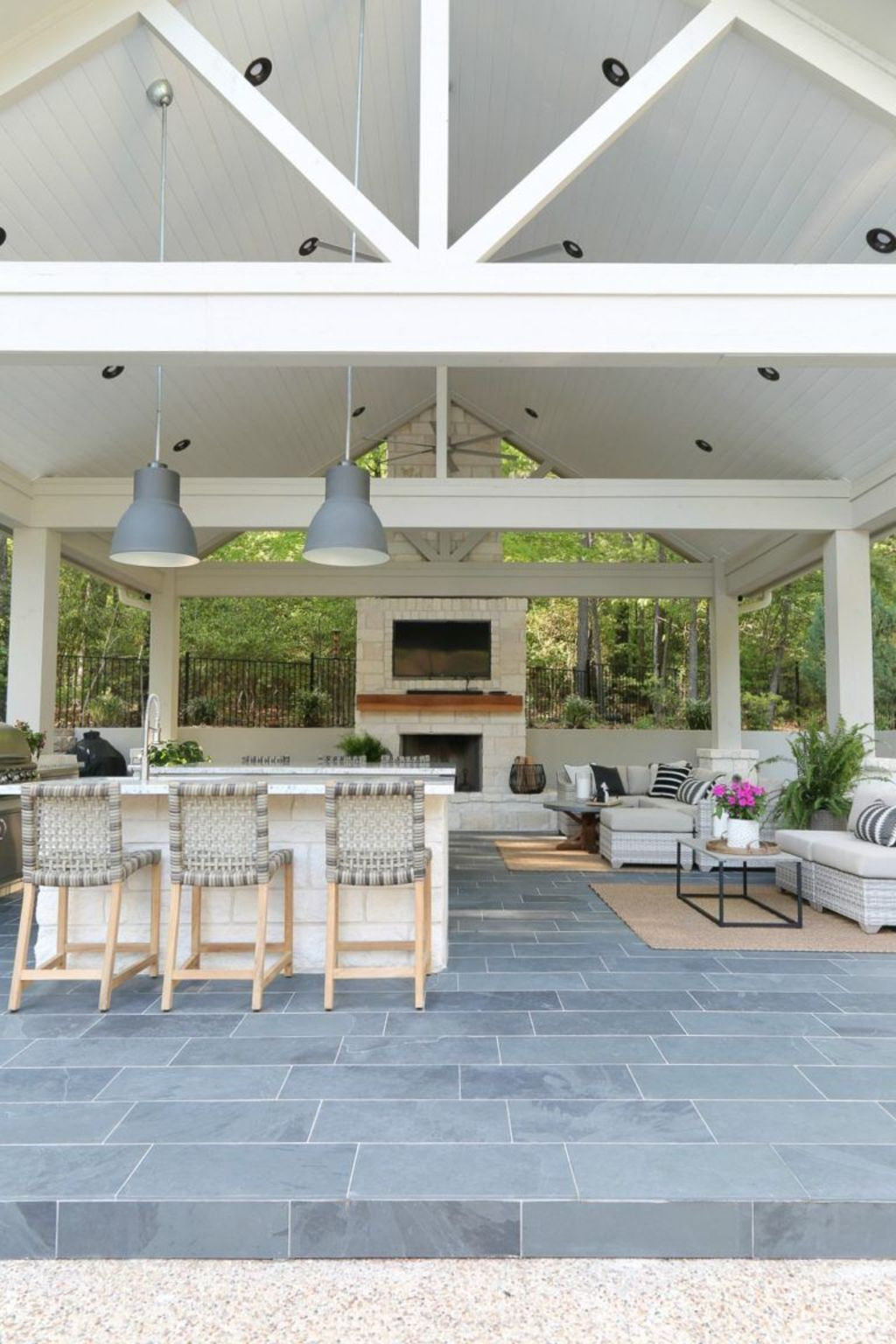 Back porch design ideas that perfect for every home as special space to make it anything you want Part (3)