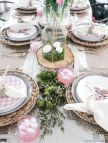 Charming Easter centerpieces and springy table decor ideas to get your Easter party hopping Part 8