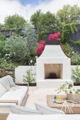 Classic mainstay of an outdoor space with the fire pit many of us would spend fond evenings relaxing around the fire Part 25