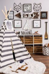 Clever DIY storage and organization ideas are effective for kids playing rooms Part 7