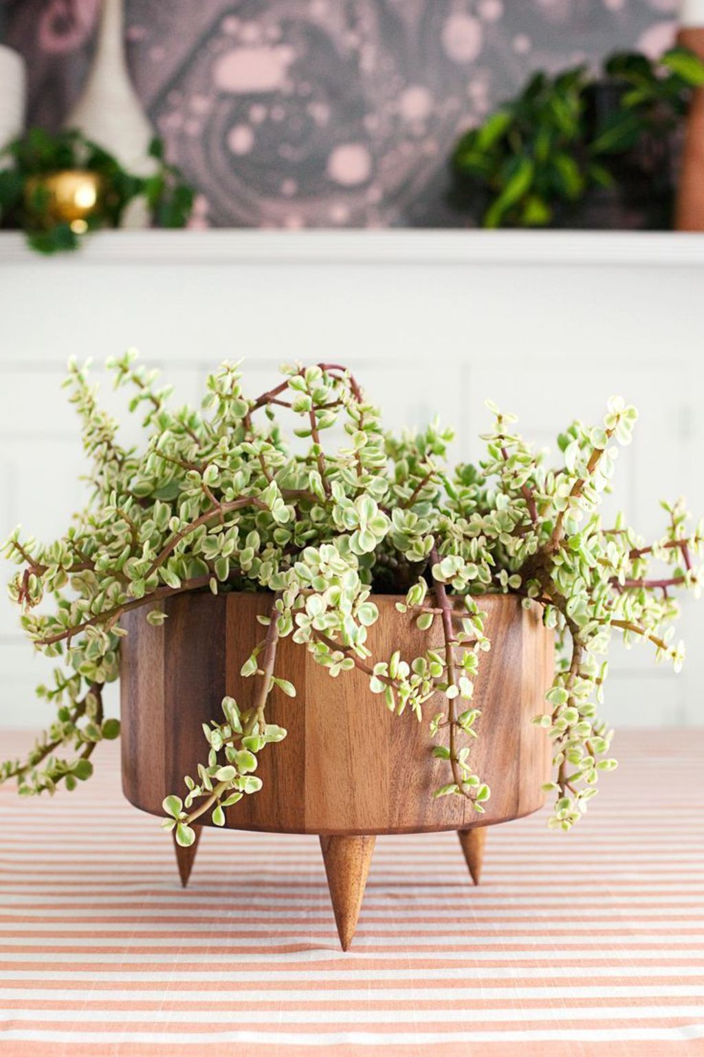 Creative DIY Planter designs out of scrap materials for inspiration Part 23