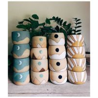 Creative DIY Planter designs out of scrap materials for inspiration Part 29