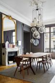 Dazzling transitional light fixtures to give more value of the dining room designs Part 9