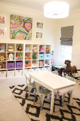 Effective kids room storage that will help you to get less mess and better rest Part 38