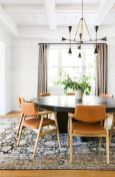 Midcentury modern dining room without a sputnikinspired light fixture Part 35