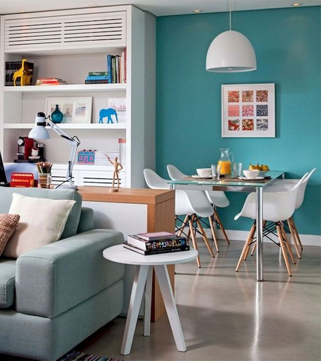 Minimalist Interior Ideas Best for Rented House and Small Apartments Part 25