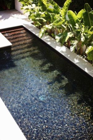 Natural swimming pools designs using plants or a combination of plants and sand filters Part 17