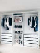 Small Space Closet Designs with Neat and Effective Organization Tricks (9)