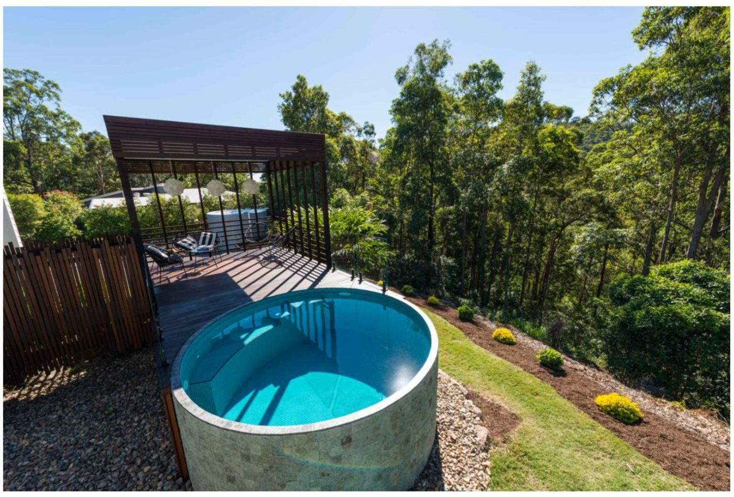 Small swimming pools made for small spaces and tight budgets Part 29