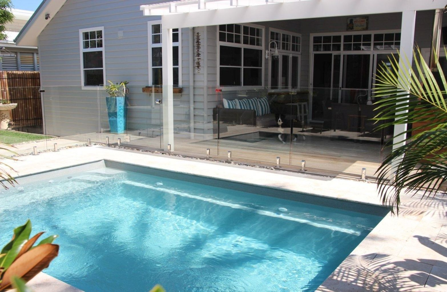 Small swimming pools made for small spaces and tight budgets Part 30
