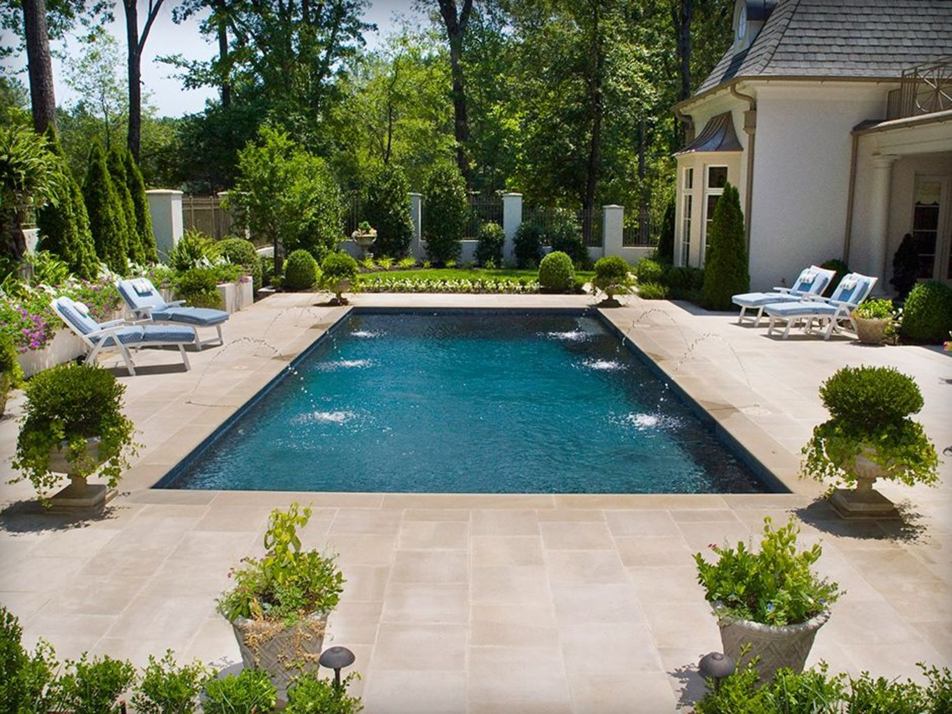 Small swimming pools made for small spaces and tight budgets Part 33