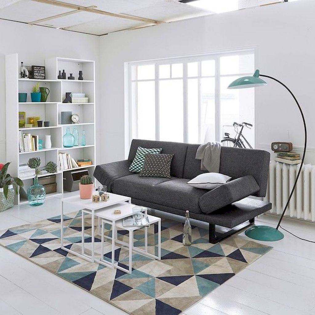 Soft Colored Living Room With Elegant Furniture and Accessories Part 21