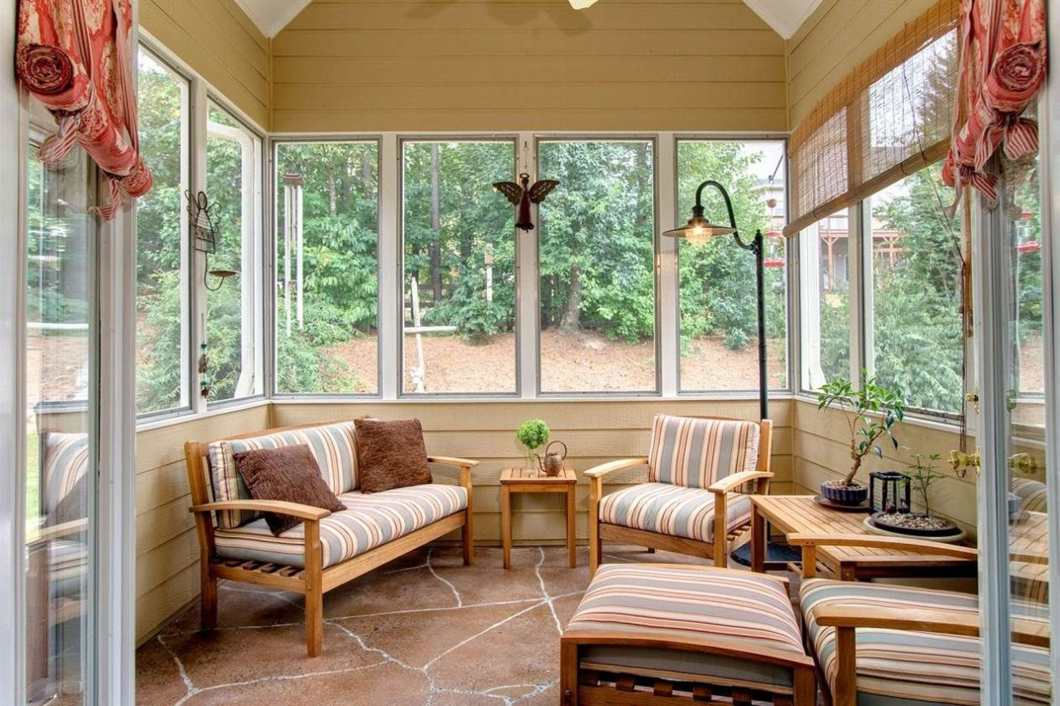 Sunroom Porch Ideas For Any Budget Part 18