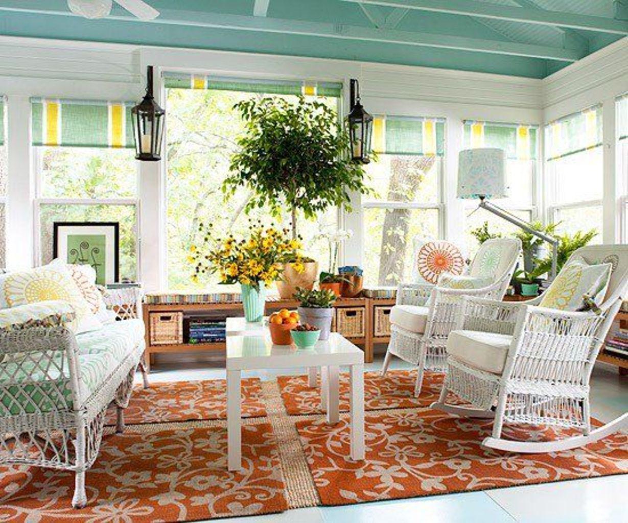 Sunroom Porch Ideas For Any Budget Part 27