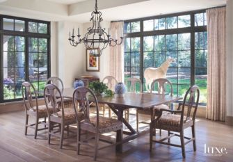 Traditional Chandelier Designs for Dining Rooms that Add Interiors Vintage Charms Part 22