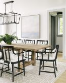 Traditional Chandelier Designs for Dining Rooms that Add Interiors Vintage Charms Part 4