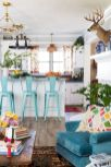 Coastal cottage kitchen style with rustic touching giving a perfect beach house vibes for interior retreat Image 23