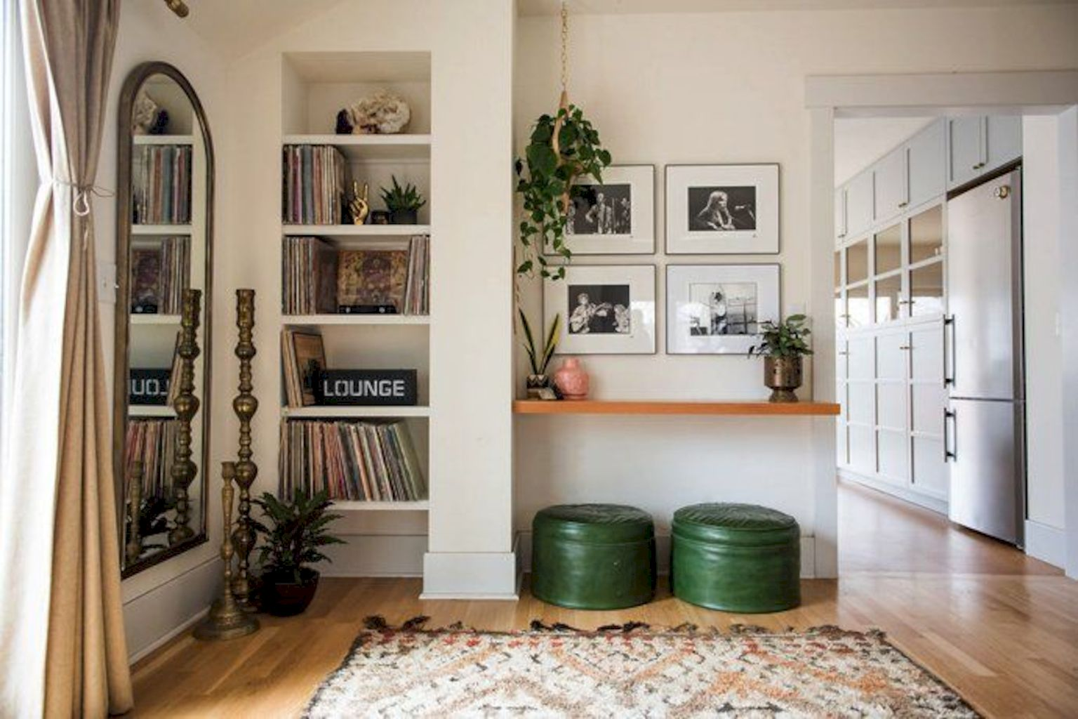 Easy interior updates with artistic textile decorations giving freestyle home style that rich of diverse and eclectic accents Image 33