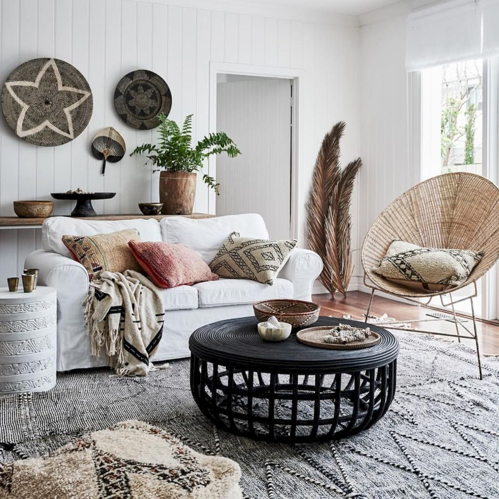 Easy interior updates with artistic textile decorations giving freestyle home style that rich of diverse and eclectic accents Image 42
