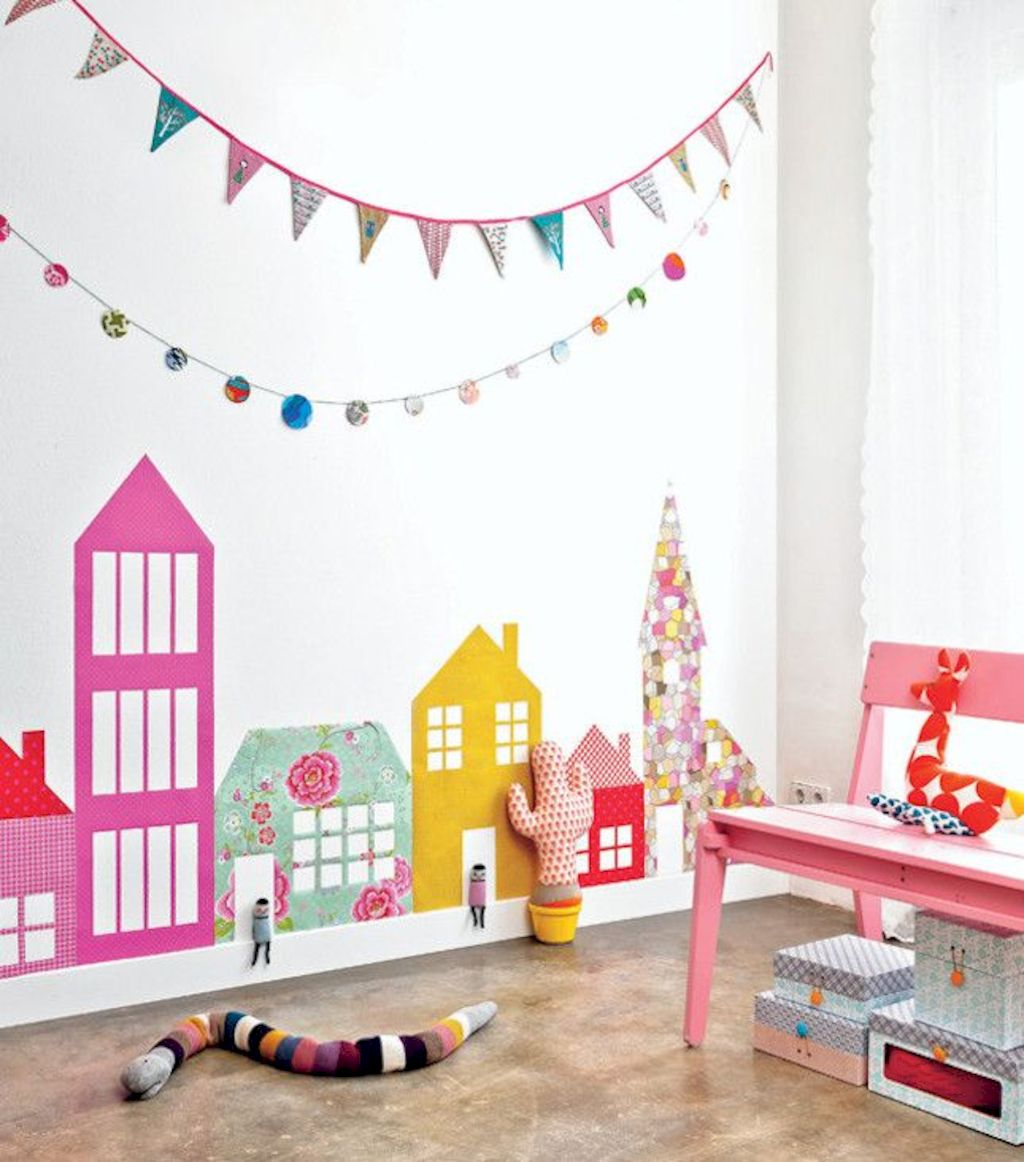 Low budget playrooms for small space showing off inspiring decoration and accessories to provide kiddos special spaces for more kids time Image 35