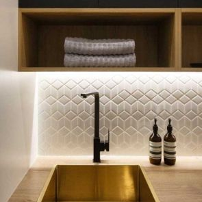 Beautiful kitchen backsplash designs giving special accents in the house Image 2