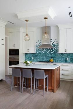 Beautiful kitchen backsplash designs giving special accents in the house Image 8