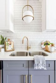 Beautiful kitchen backsplash designs giving special accents in the house Image 9