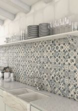 Breathtaking backsplash ideas for artistic kitchen appearance showing beautiful ethnic and stylish patterns Image 17