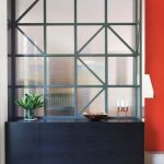 Bright home concepts with modern style of glass partition giving vast interior sense of space Image 13