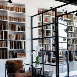 Bright home concepts with modern style of glass partition giving vast interior sense of space Image 6