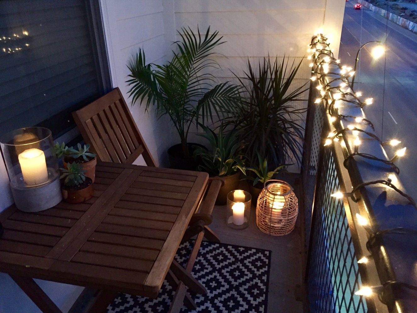 Clever apartment balcony conversion maximizing small space into functional living area Image 31