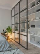 Limitless interior schemes with clever glass partition enlarging wide interior vibes Image 33