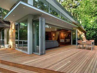 Limitless interior schemes with clever glass partition enlarging wide interior vibes Image 41