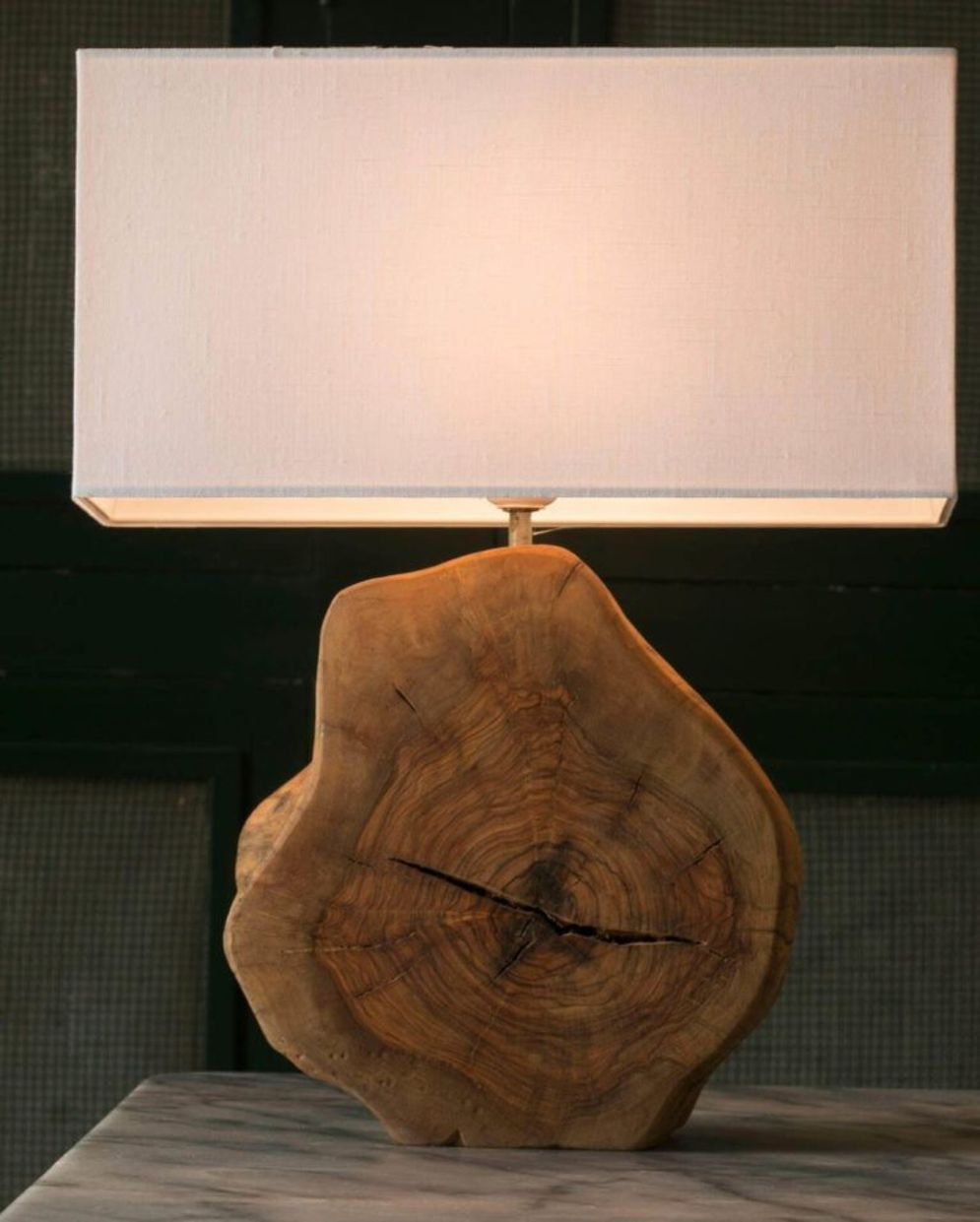 Stunning natural material for Driftwood lamp decoration creating an incredible ambiance Image 26