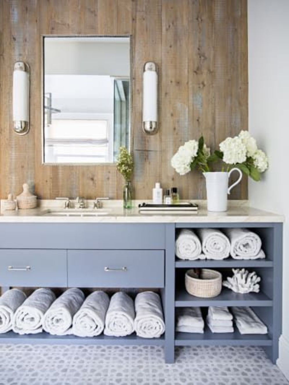 Timeless bathroom designs with wood accents enhancing more natural vibes Image 21