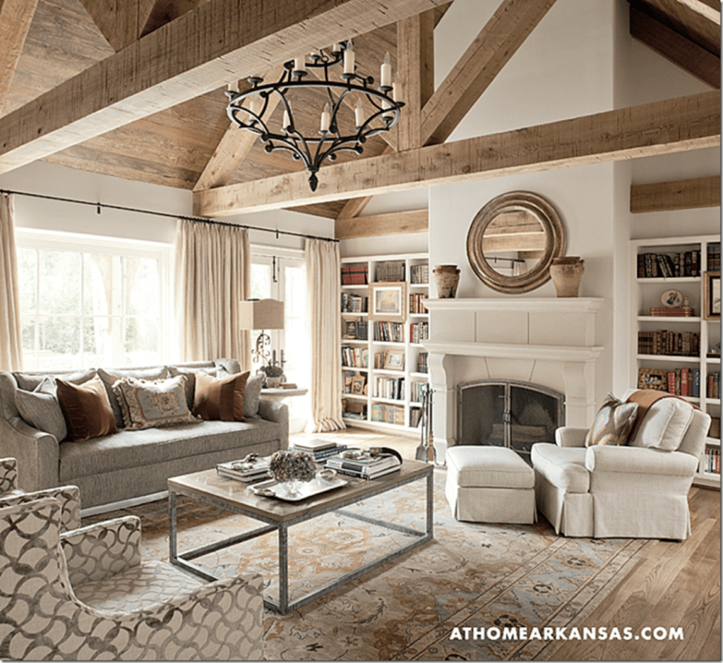 Spacious home images with vaulted ceiling showcasing grand and wonderful home design Image 26