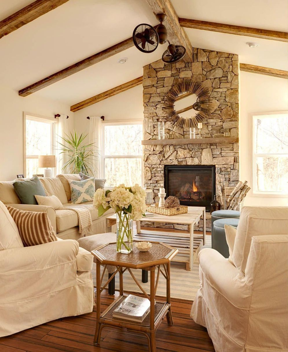 Spacious home images with vaulted ceiling showcasing grand and wonderful home design Image 34