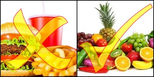 good foods bad foods