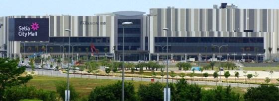 setia city mall FB