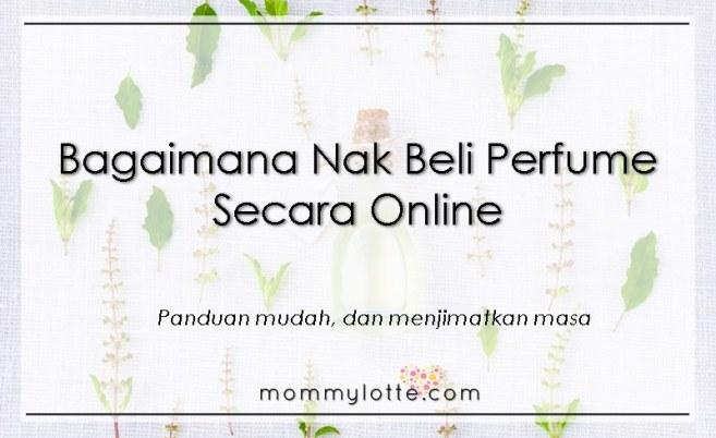 Beli Perfume Online