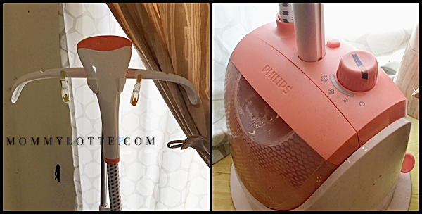 philips iron steamer, review, iron steamer, seterika, seterika baju