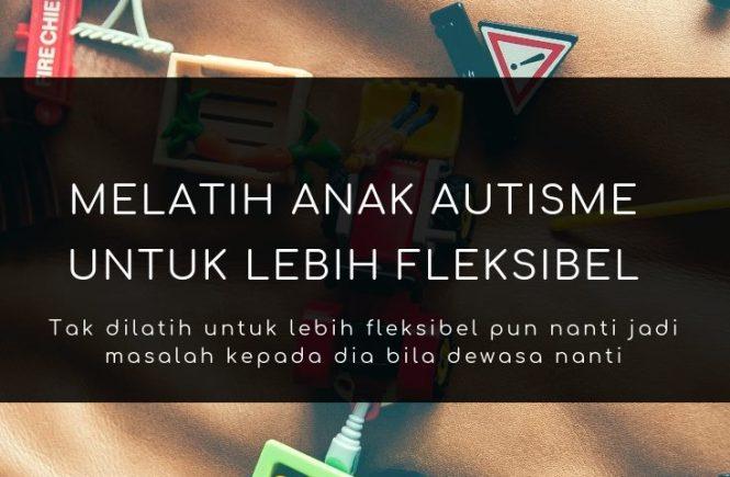 kanak kanak autisme, anak tantrum