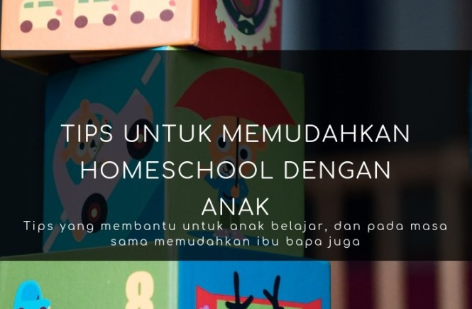homeschool, tips homeschool, tips mudah homeschool