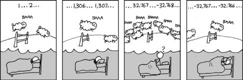 Sleep Overflow