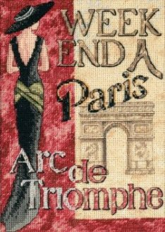 Dimensions - Weekend a Paris