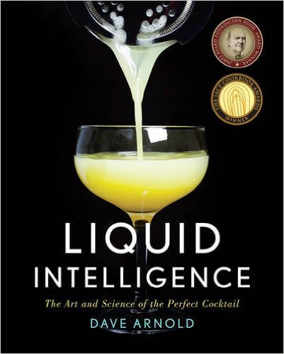 Liquid Intelligence Cocktail Book