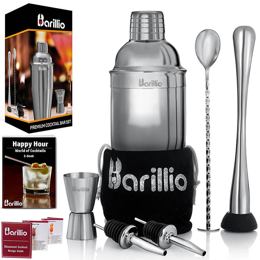 Barillo Elite Cocktail Set