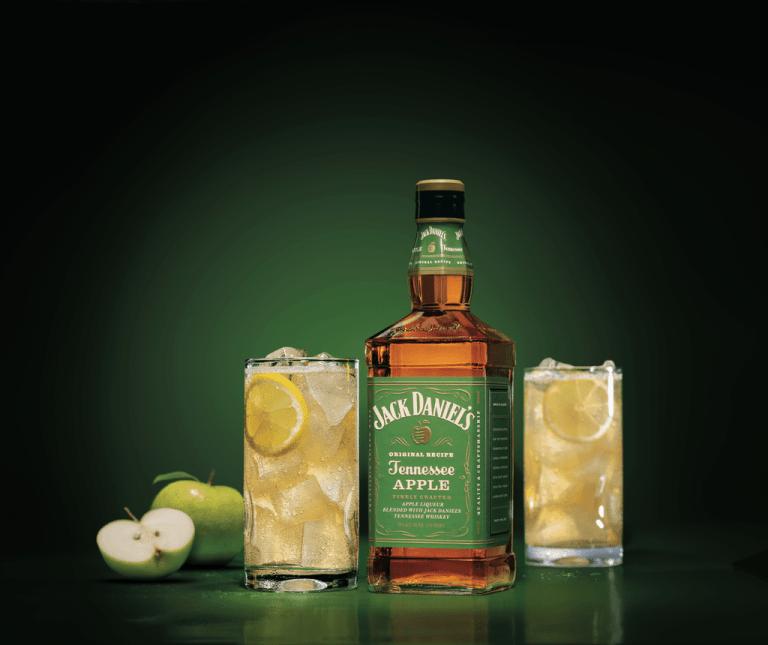 El Jack Daniel's de manzana, un nuevo integrante de la familia Jack